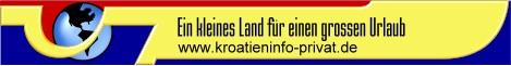 Banner Kroatien Informationen